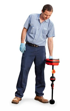 our plumbers in Woodbridge, VA have professional tools for leak detection jobs